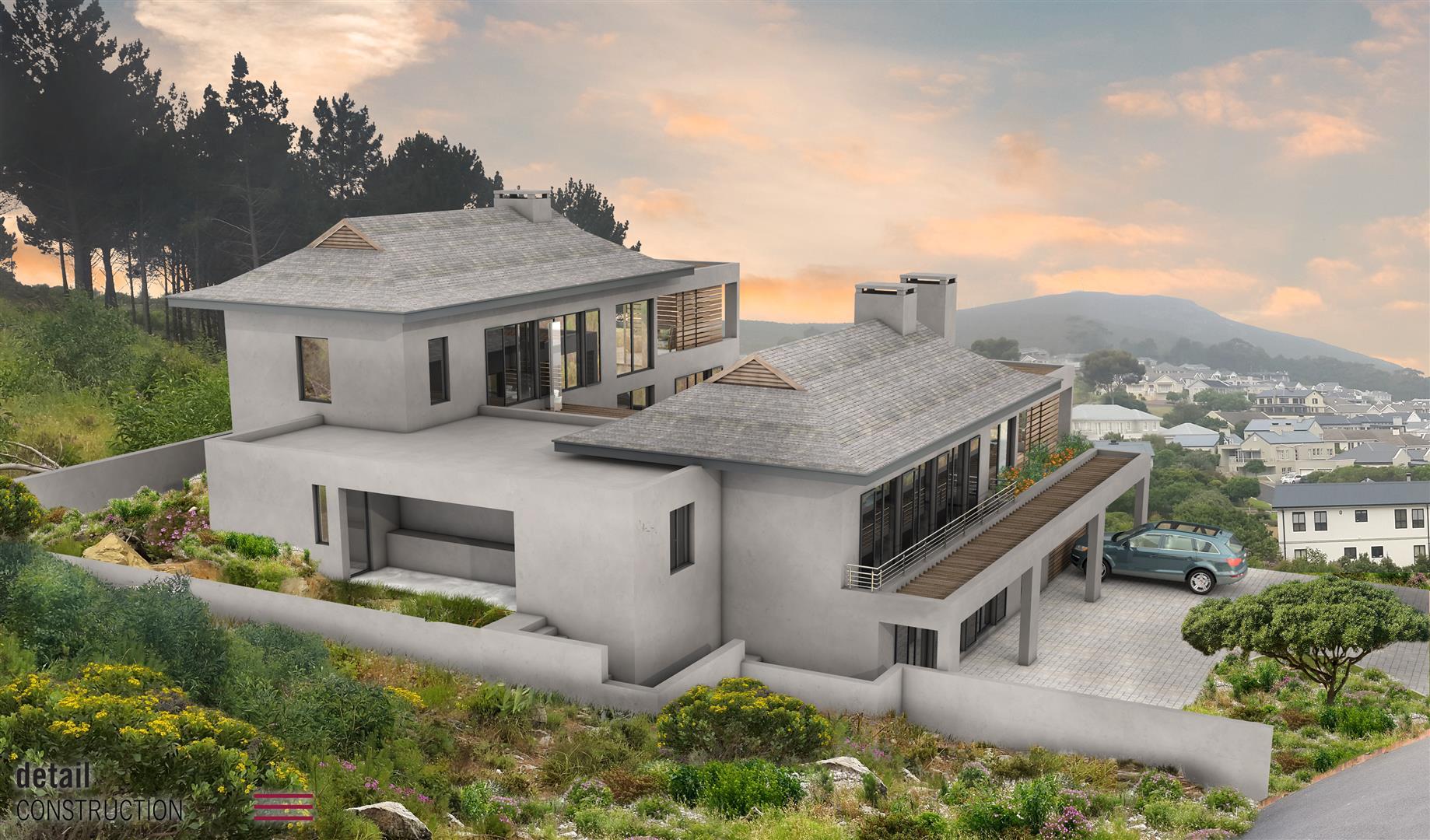 Hemel & Aarde Estate, Hermanus, Western Cape